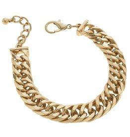 Canvas CANVAS | Phoenix Chunky Chain Link Bracelet