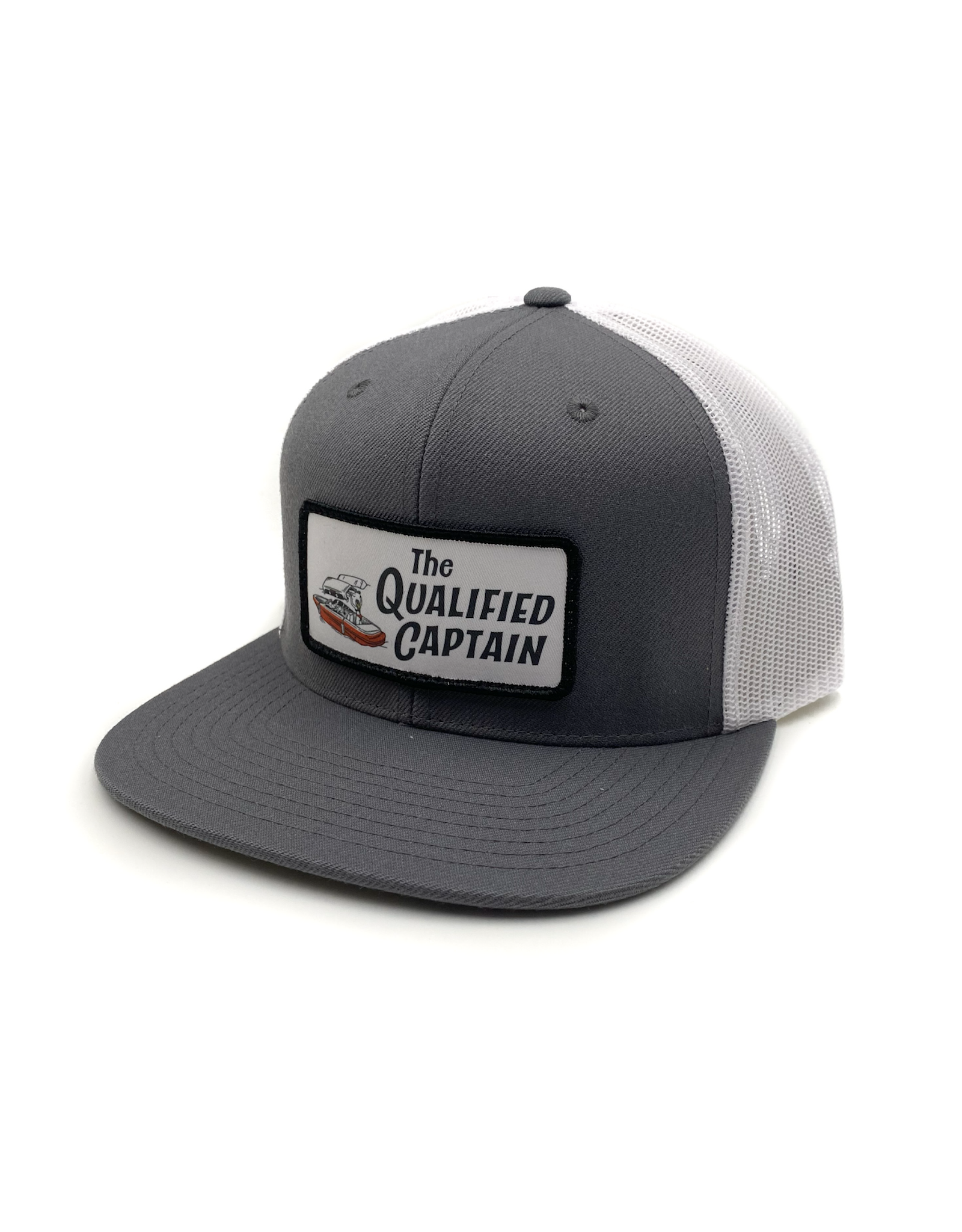 Qualified Captain Qualified Captain | Boat Ramp Champ Hat
