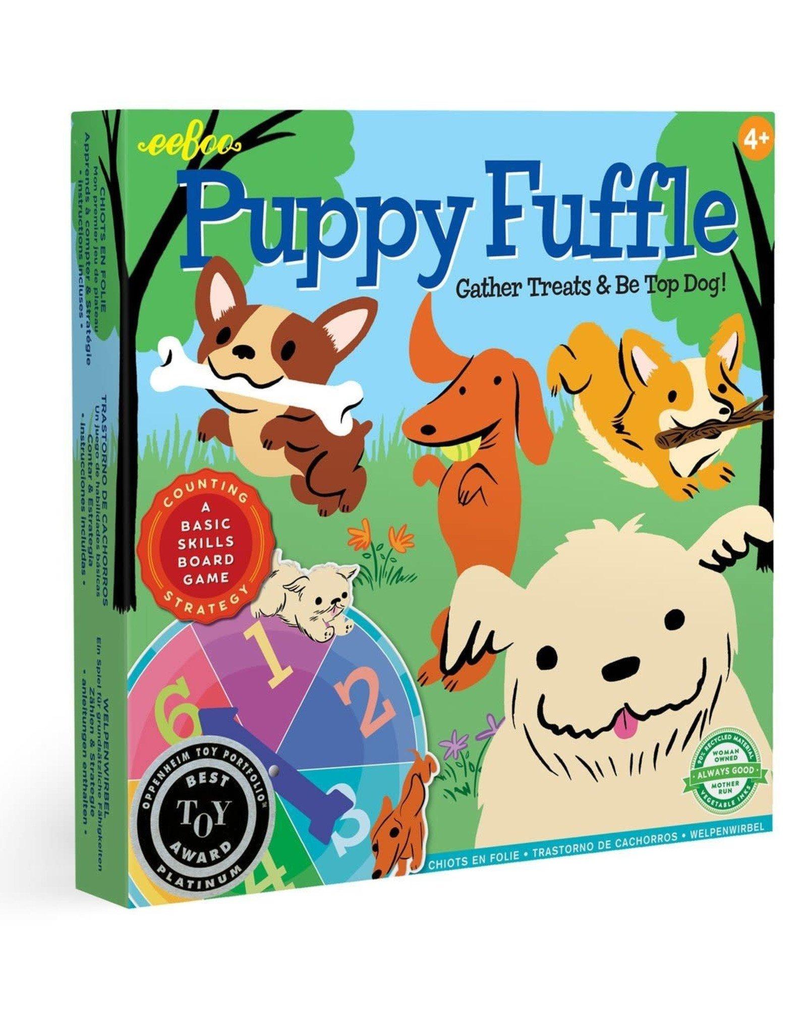 Eeboo Puppy Fluffle