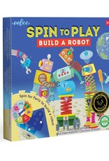 Eeboo Spin to Play | Build a Robot