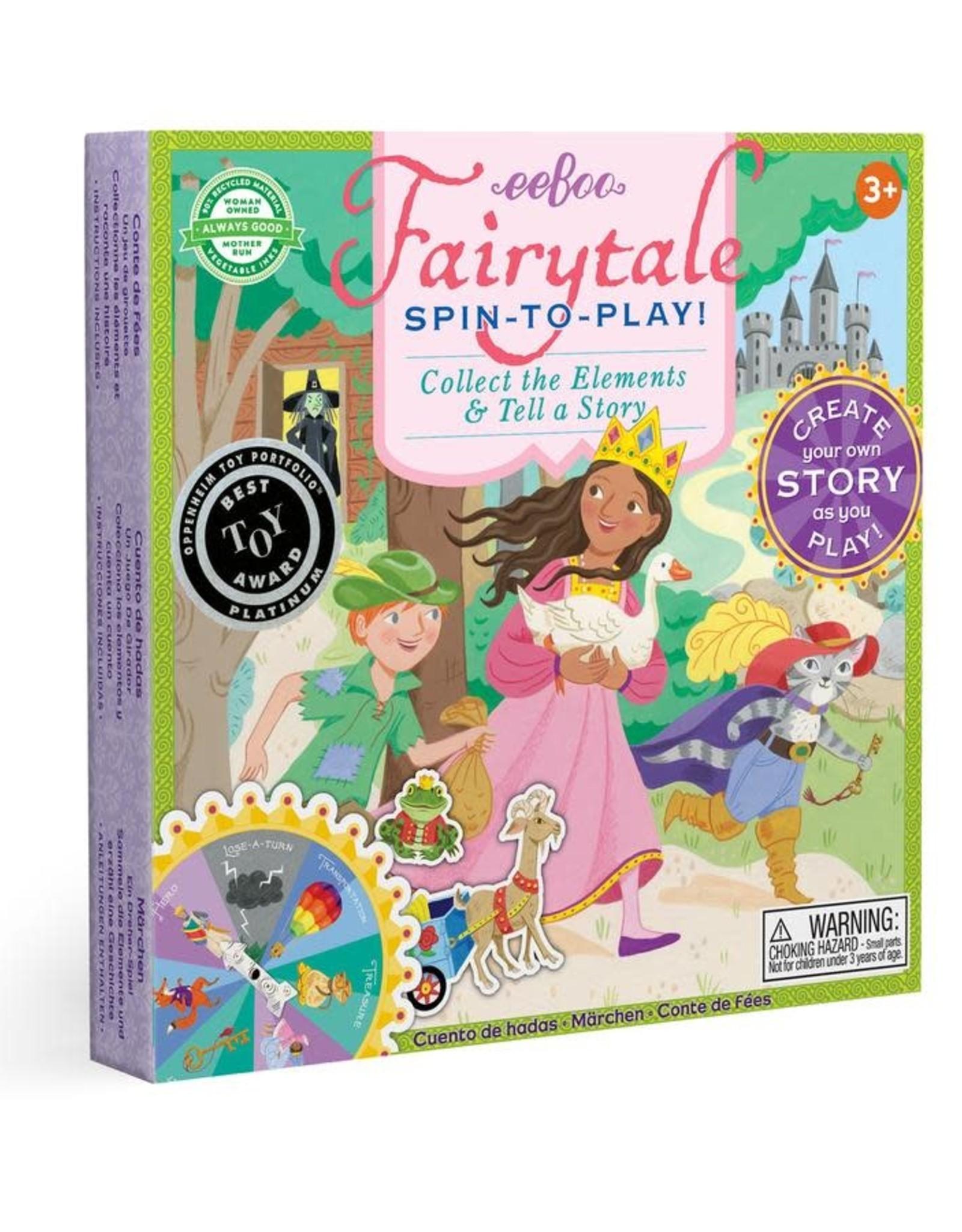 Eeboo Fairytale   spin to play