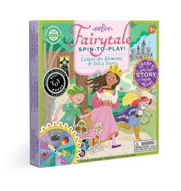 Eeboo Fairytale | spin to play
