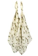 Milkbarn Milkbarn | Bamboo 2pc Burp Cloths