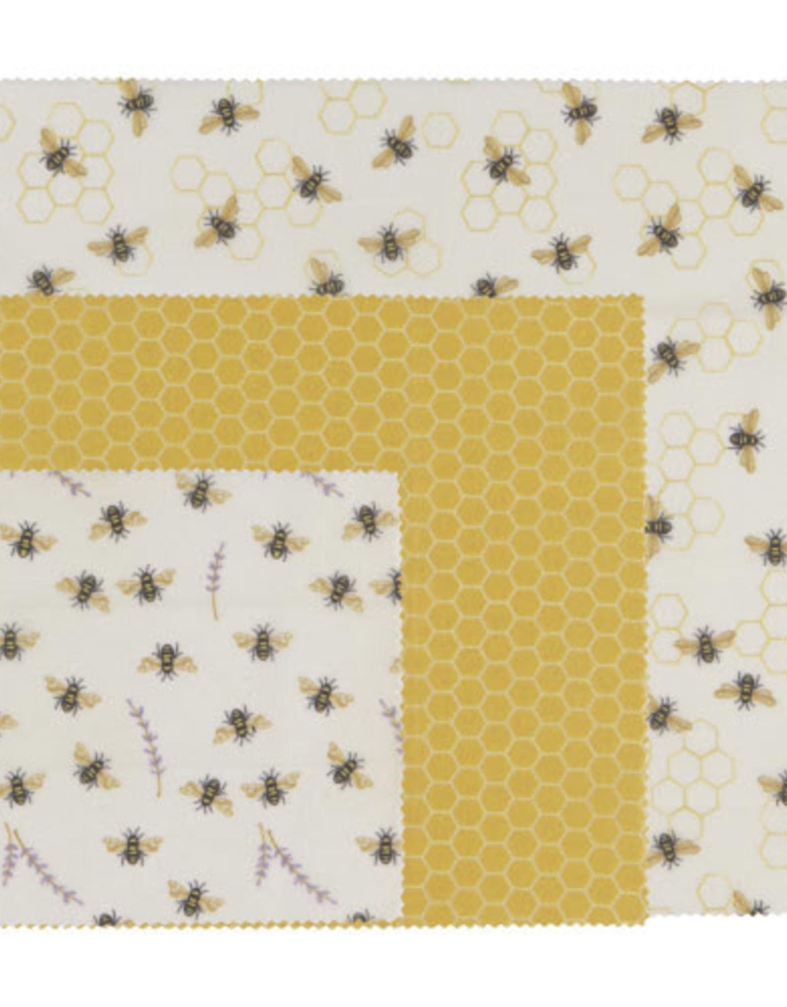 Danica Ecologie   Reusable Beeswax Wraps