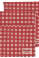 Danica Ecologie   Reusable Beeswax Sandwich Bags (set of 2)