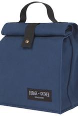Danica Forage + Gather Lunch Bag   Blue