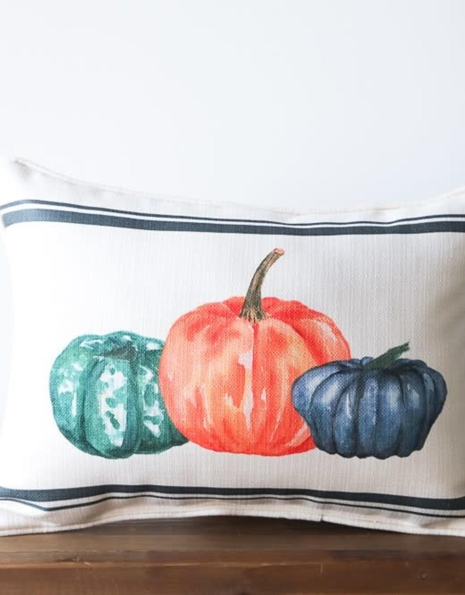 Little Birdie Little Birdie | 3 Pumpkins Pillow