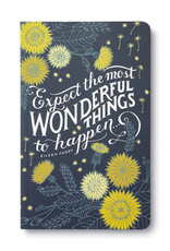 Compendium Compendium   The Write Now Journal - expect the most wonderful things to happen