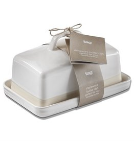 Tag TAG | stoneware butter dish