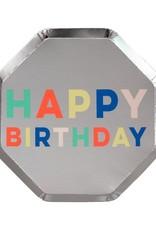 Meri Meri Meri Meri | Birthday Palette Side Plates (set of 8)