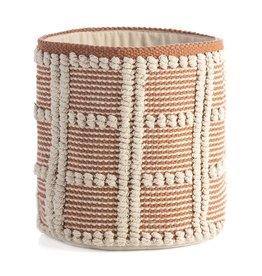 Shiraleah Haven Window Pane Basket