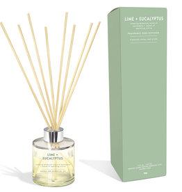 Tag TAG   lime & eucalyptus reed diffuser