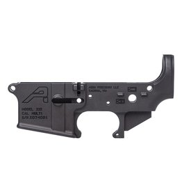 Aero Precision Aero Precision AR15 Stripped Lower Receiver - Anodized Black
