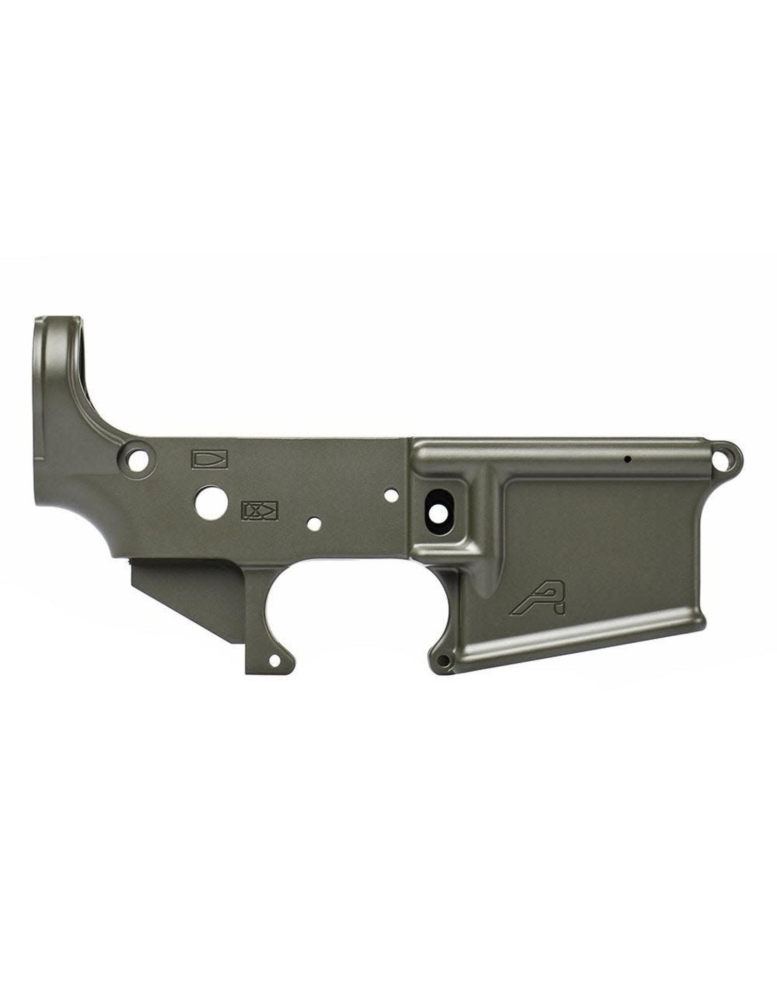Aero Precision Aero Precision AR15 Stripped Lower Receiver - OD Green Cerakote