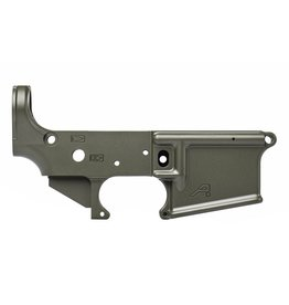Aero Precision Aero Precision AR15 Stripped Lower Receiver - OD Green Cerakote