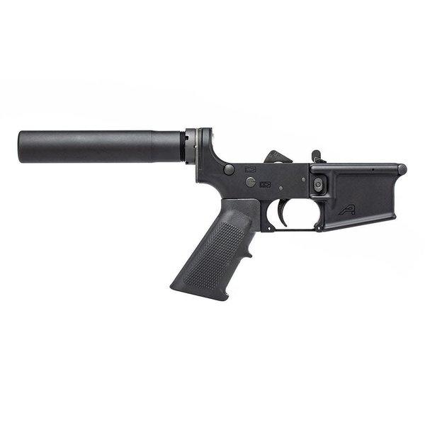 Aero Precision Aero Precision AR15 Pistol Complete Lower Receiver - Anodized Black