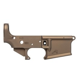 Aero Precision Aero Precision AR15 Stripped Lower Receiver - Burnt Bronze Cerakote
