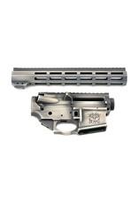 "WMD Guns WMD AR15 Builder Set - Battle Worn NiB - 12"" M-LOK HG"
