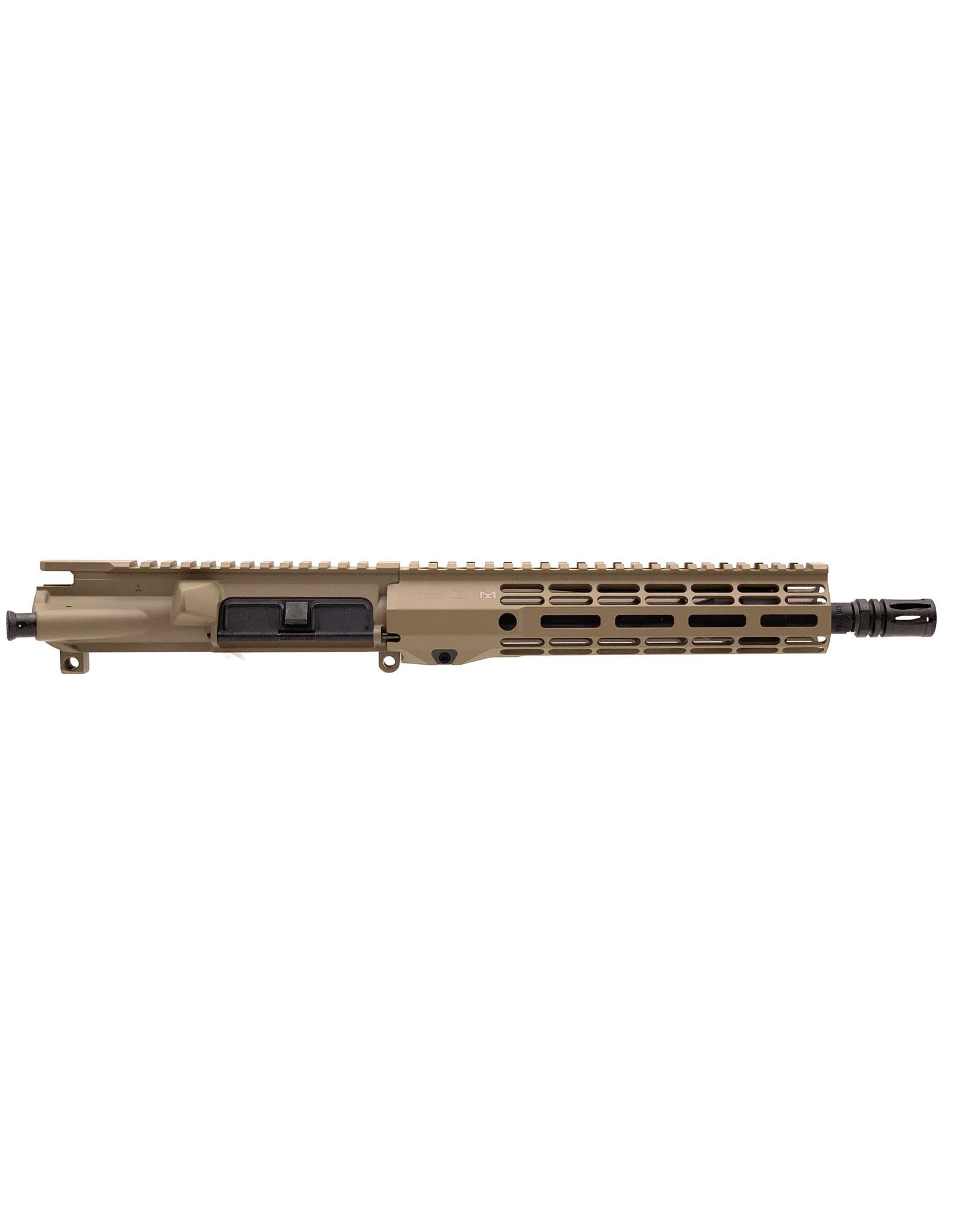 "Sam Diego Tactical 10.5"" .223 Wylde Complete Upper - FDE Cerakote"