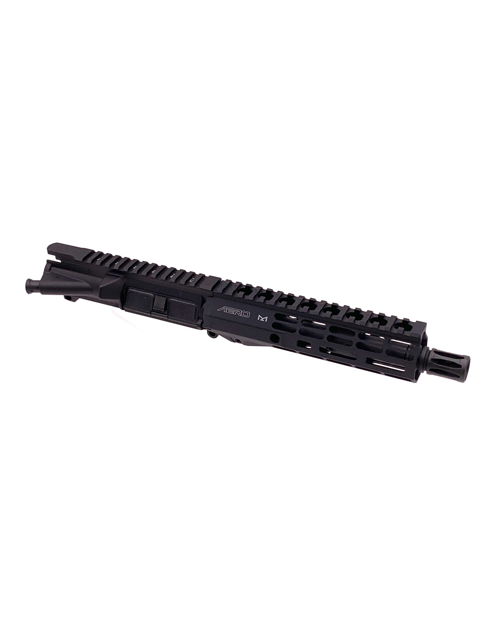 """Sam Diego Tactical 7.5"""" 7.62x39 Complete Upper - Anodized Black"""