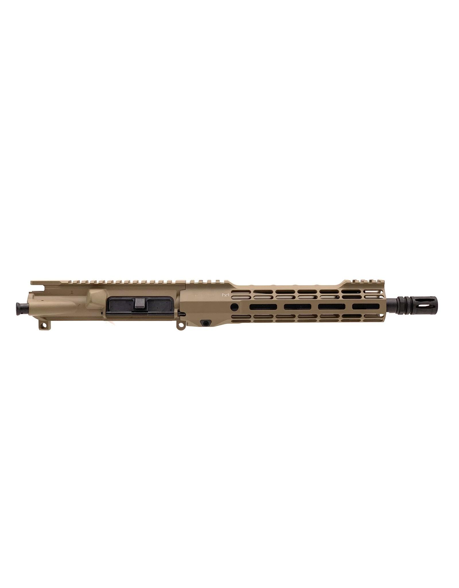 "Sam Diego Tactical 10.5"" 5.56 NATO Complete Upper, S-One HG - FDE Cerakote"