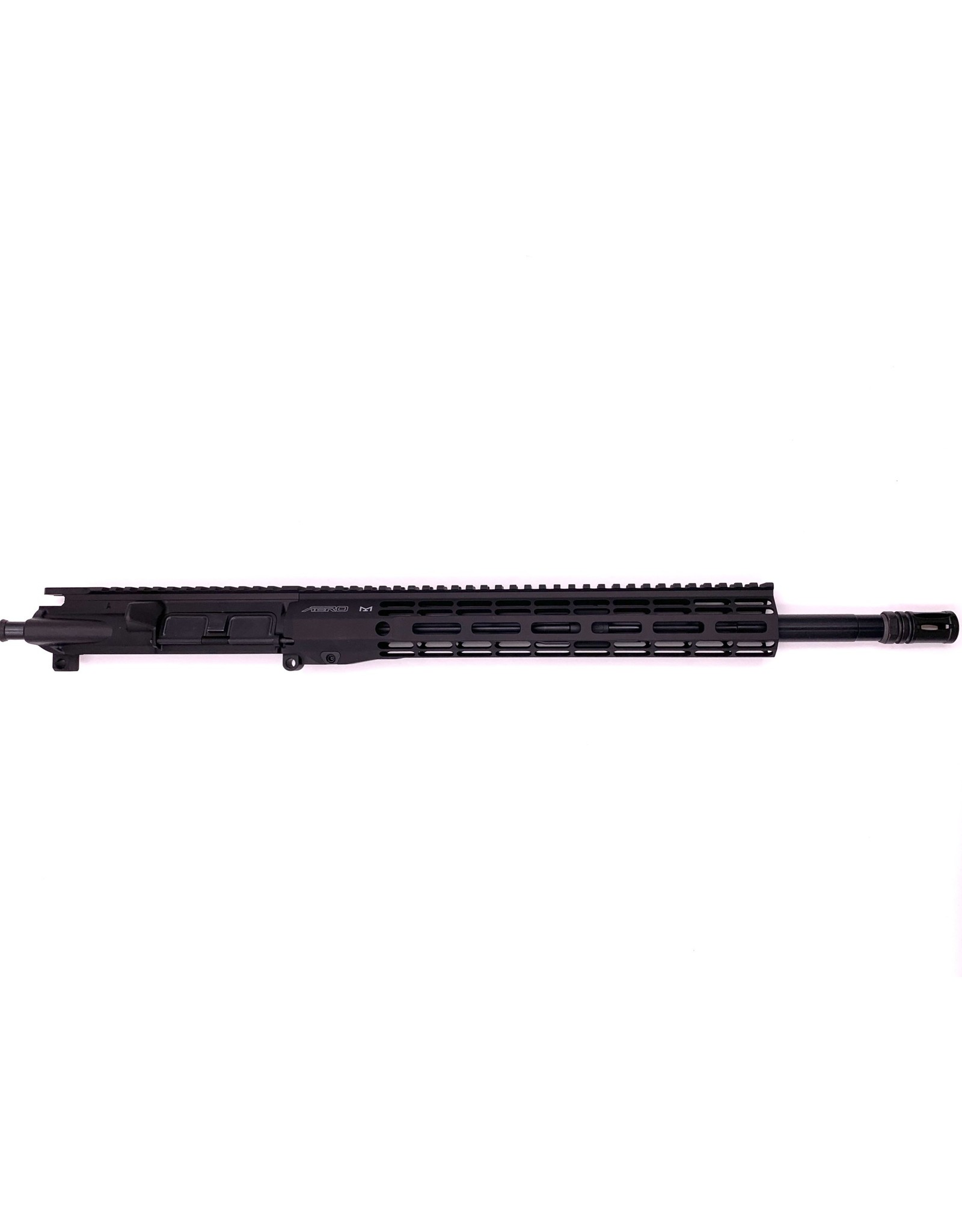 """Sam Diego Tactical 16"""" 5.56 NATO Complete Upper - Anodized Black"""