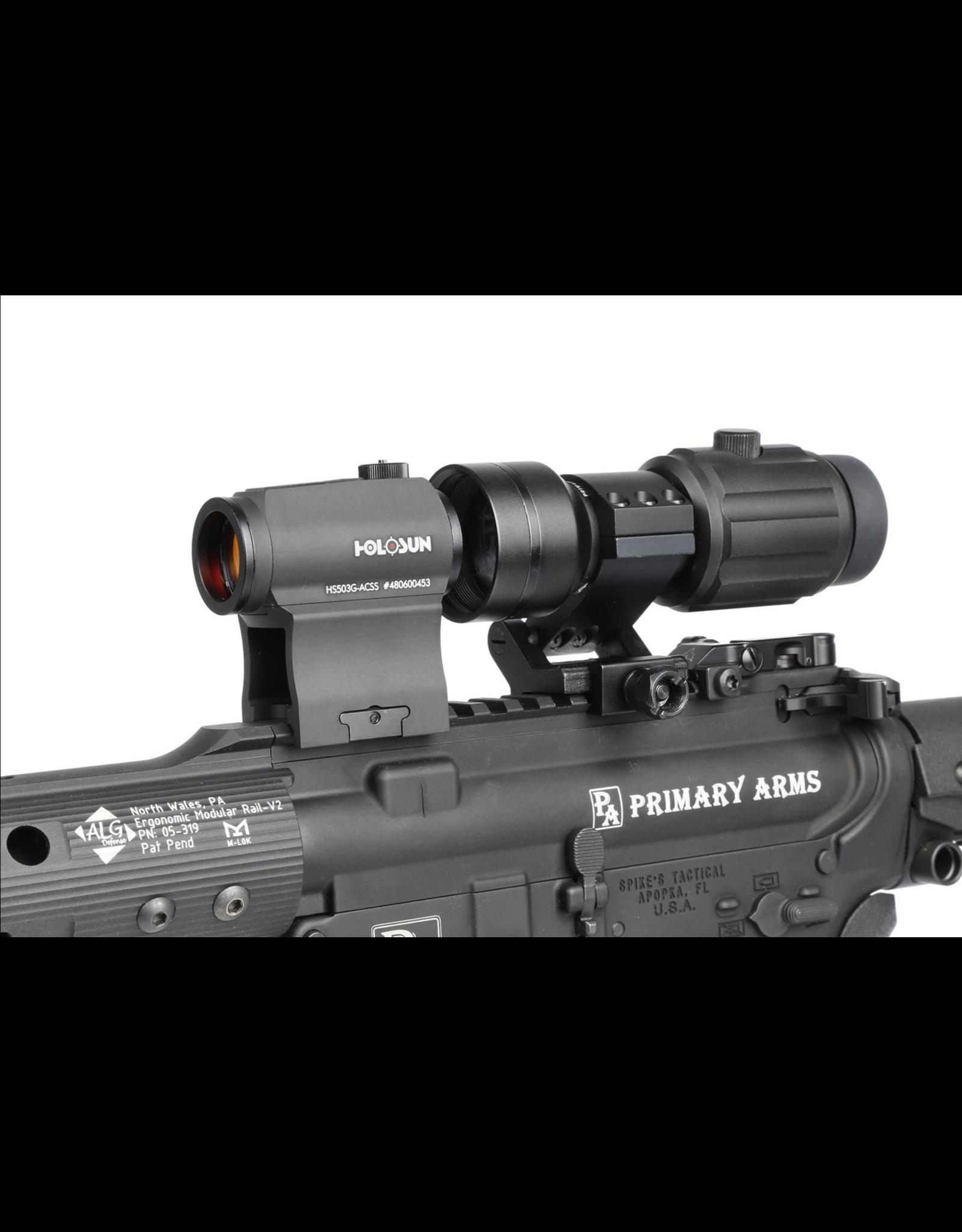 Holosun Holosun Paralow HS503G Red Dot Sight - ACSS CQB Reticle