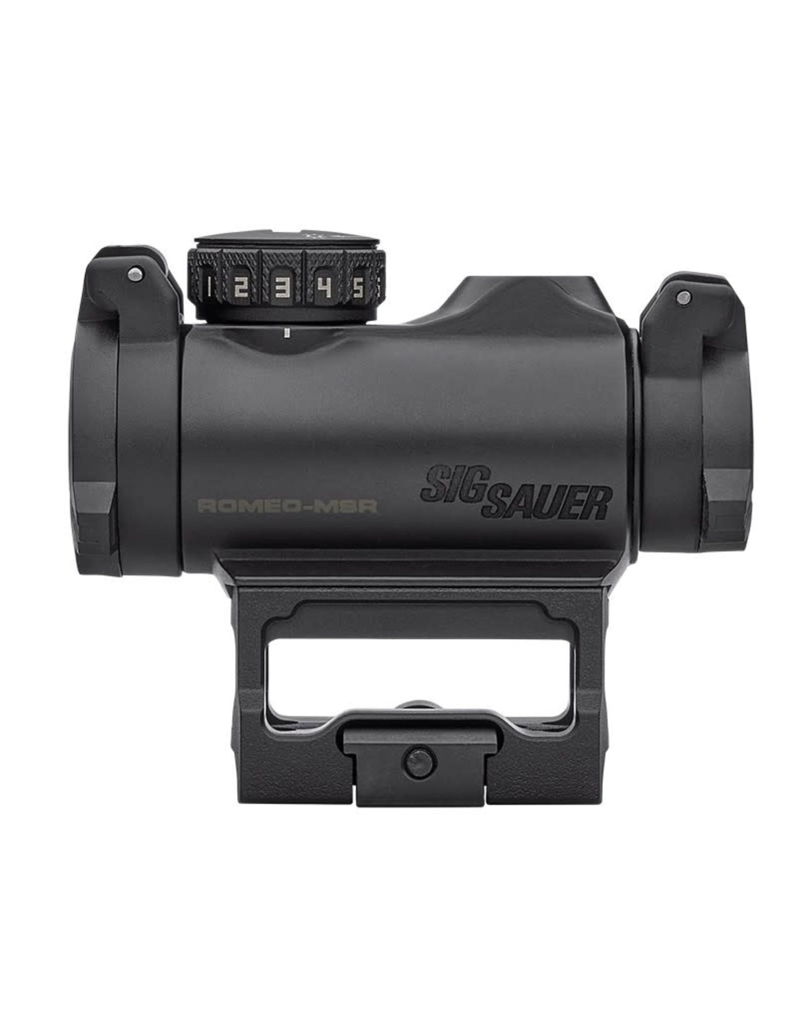 Sig Sauer Sig Sauer Romeo-MSR Compact Red Dot Sight