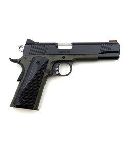 "Kimber Kimber 1911 Custom LW .45 ACP, 5"", OD Green/Black Two-Tone - Complete Pistol"