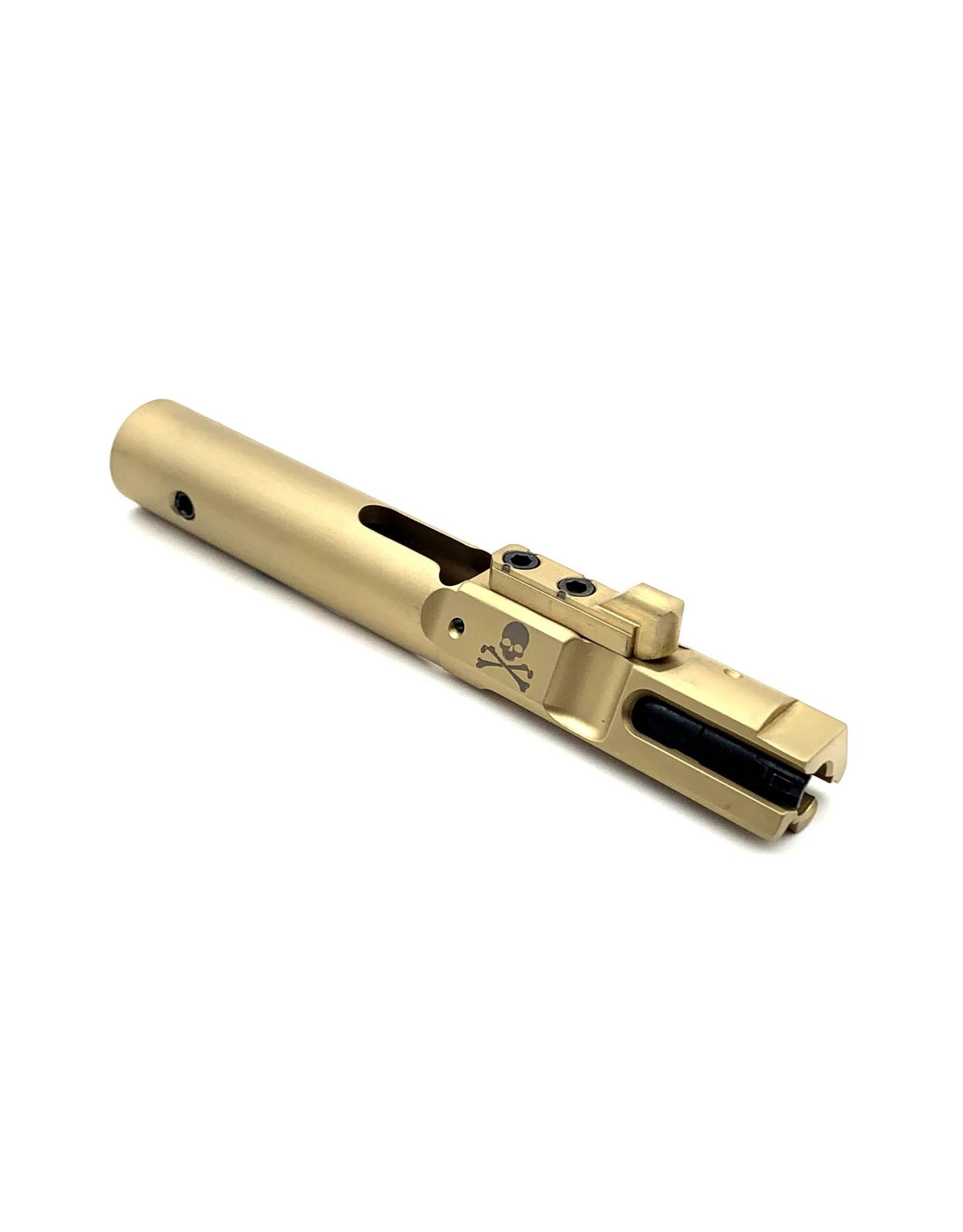 SDT 9mm Bolt Carrier Group (BCG) - Titanium Nitride