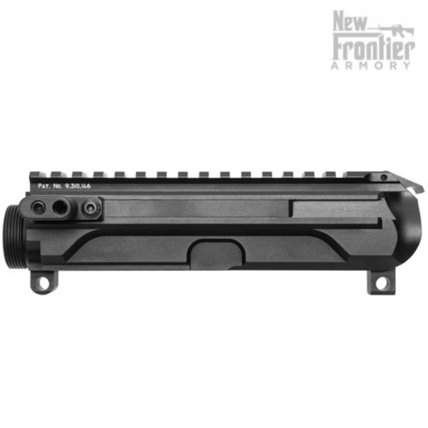 New Frontier Armory New Frontier C-4 Non-Reciprocating Side Charging Upper - Anodized Black