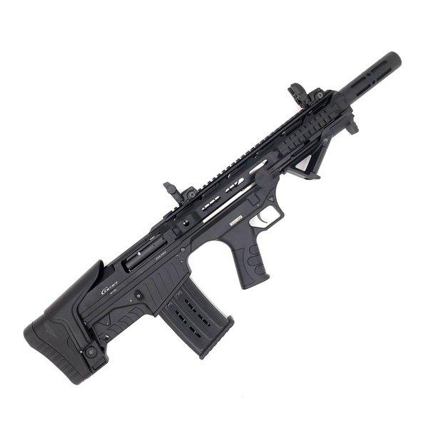 "Vezir B100 Bullpup Shotgun, 12 GA, 18.5"" w/5rnd mag - Black"