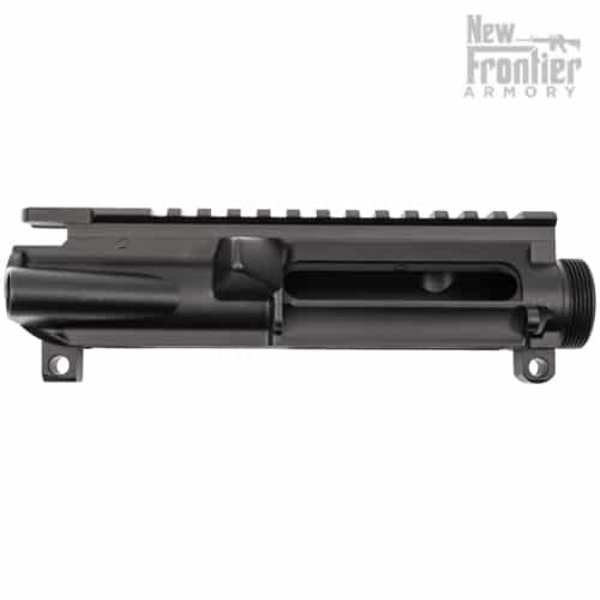 New Frontier Armory New Frontier AR15 Stripped Upper Receiver - Anodized