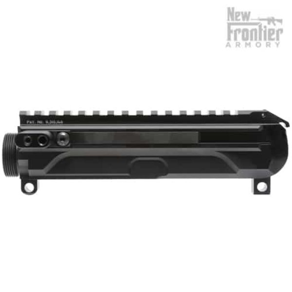 New Frontier Armory New Frontier C5 Billet Upper, Side Charging  - Anodized Black