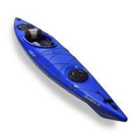 Aventura 125 V2 - Cobalt Blue