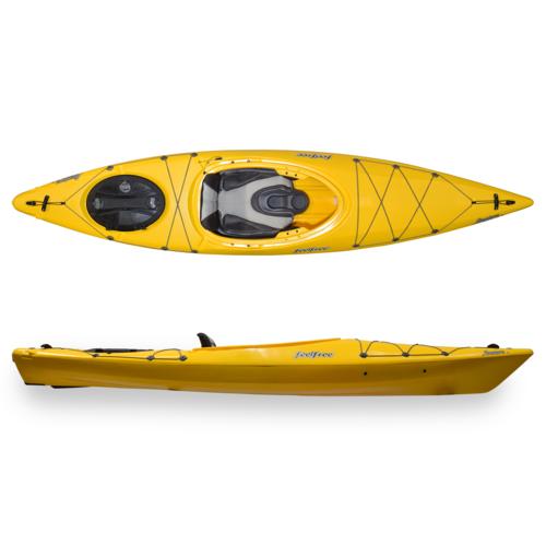 FeelFree Aventura 140 V2 - Spectra Yellow