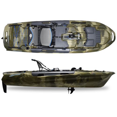 3 Waters Kayaks Big Fish 108