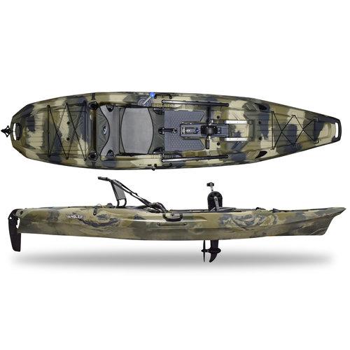 Seastream Kayak Seastream Angler 120 PD - Pedal Drive