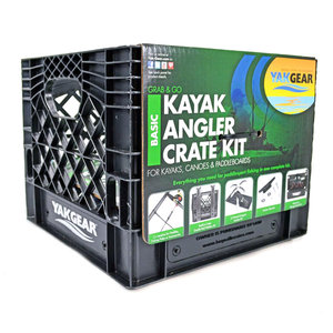 Yak Gear ANGLERS CRATE KIT - BASIC