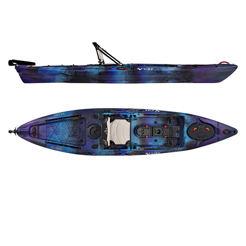 Vibe Kayak Sea Ghost 130