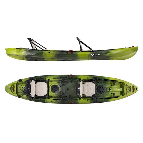 Vibe Kayak Yellowfin 130T Tandem