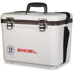 Engel UC13 Ice/Dry Box 13Qt White