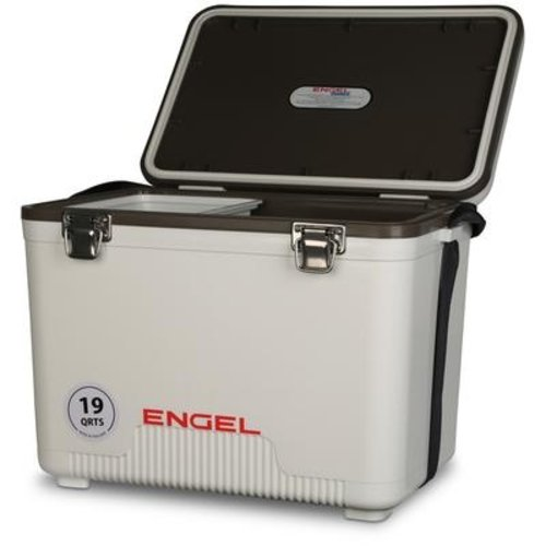 Engel Engel UC19 Ice/Dry Box 19Qt White