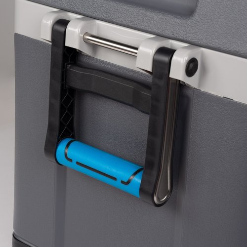 Igloo BMX 72 Qt Cooler Carbonite/Blue