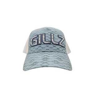 Gillz Extreme Scales Hat Goblin Blue