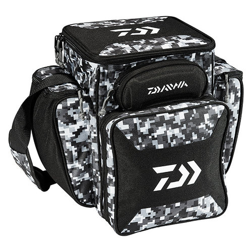 Daiwa DTTB-60 Tactical Tackle Box - Medium