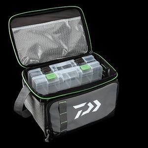 Daiwa D-VEC VINYL SOFT TACKLE BOX