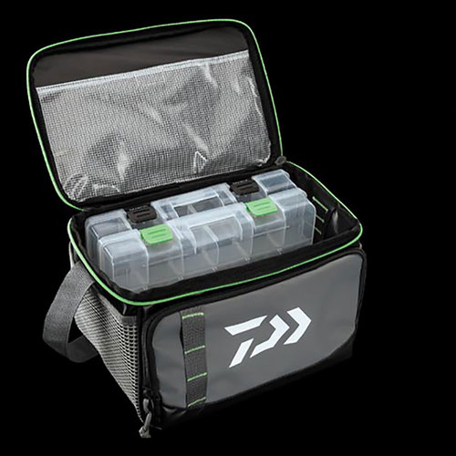 Daiwa Daiwa D-VEC VINYL SOFT TACKLE BOX