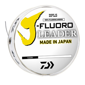 Daiwa J-FLUORO LEADER 50 Yard