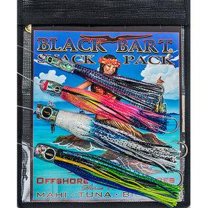 Black Bart Echo Snack Pack